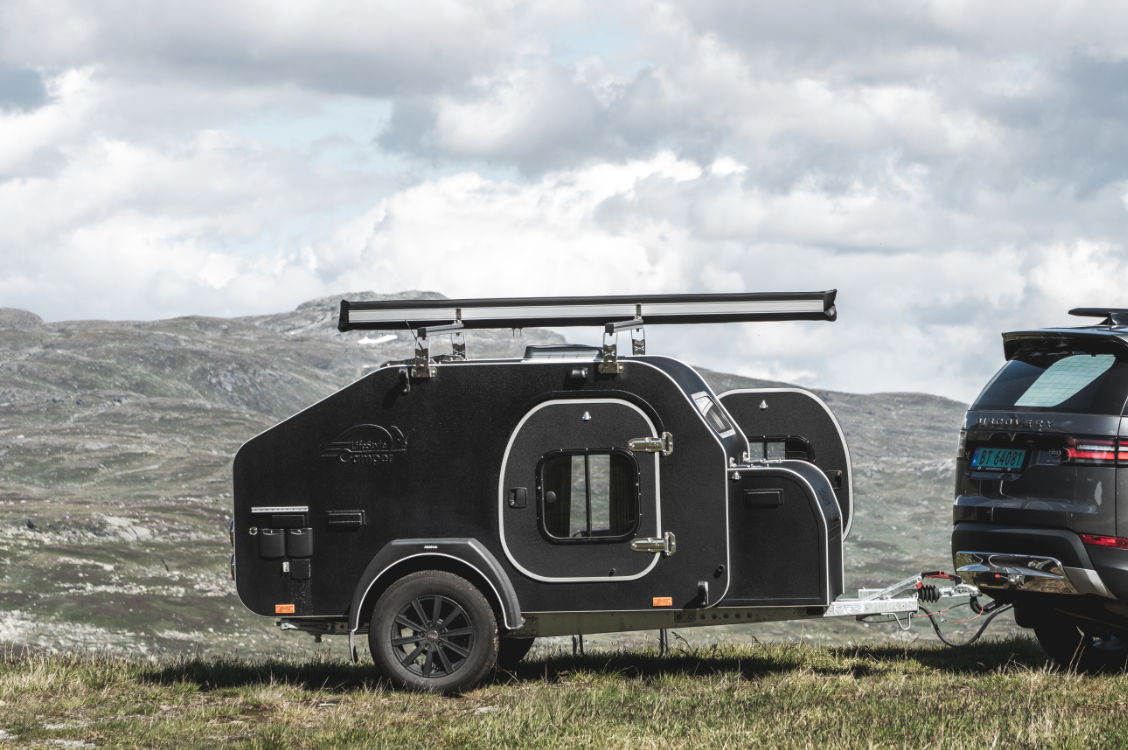 Půjčovna karavanů - X-line