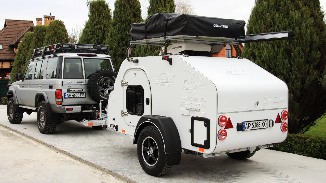 Prodej karavanů - Karavan X-Line 5