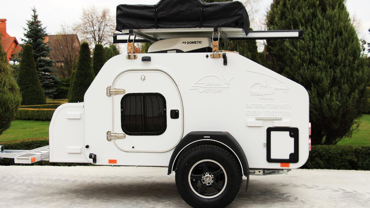 technologie karavanů